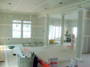 drywall renovation