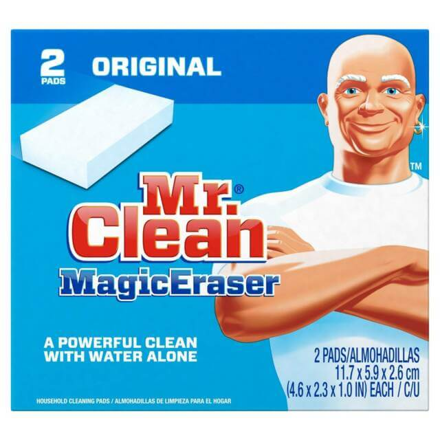dog ate magic eraser